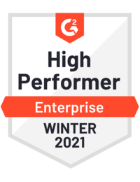 G2 High Perfomer Enterprise